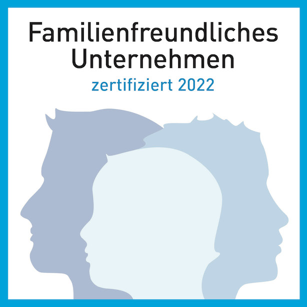 Familienfreundliches Unternehmen